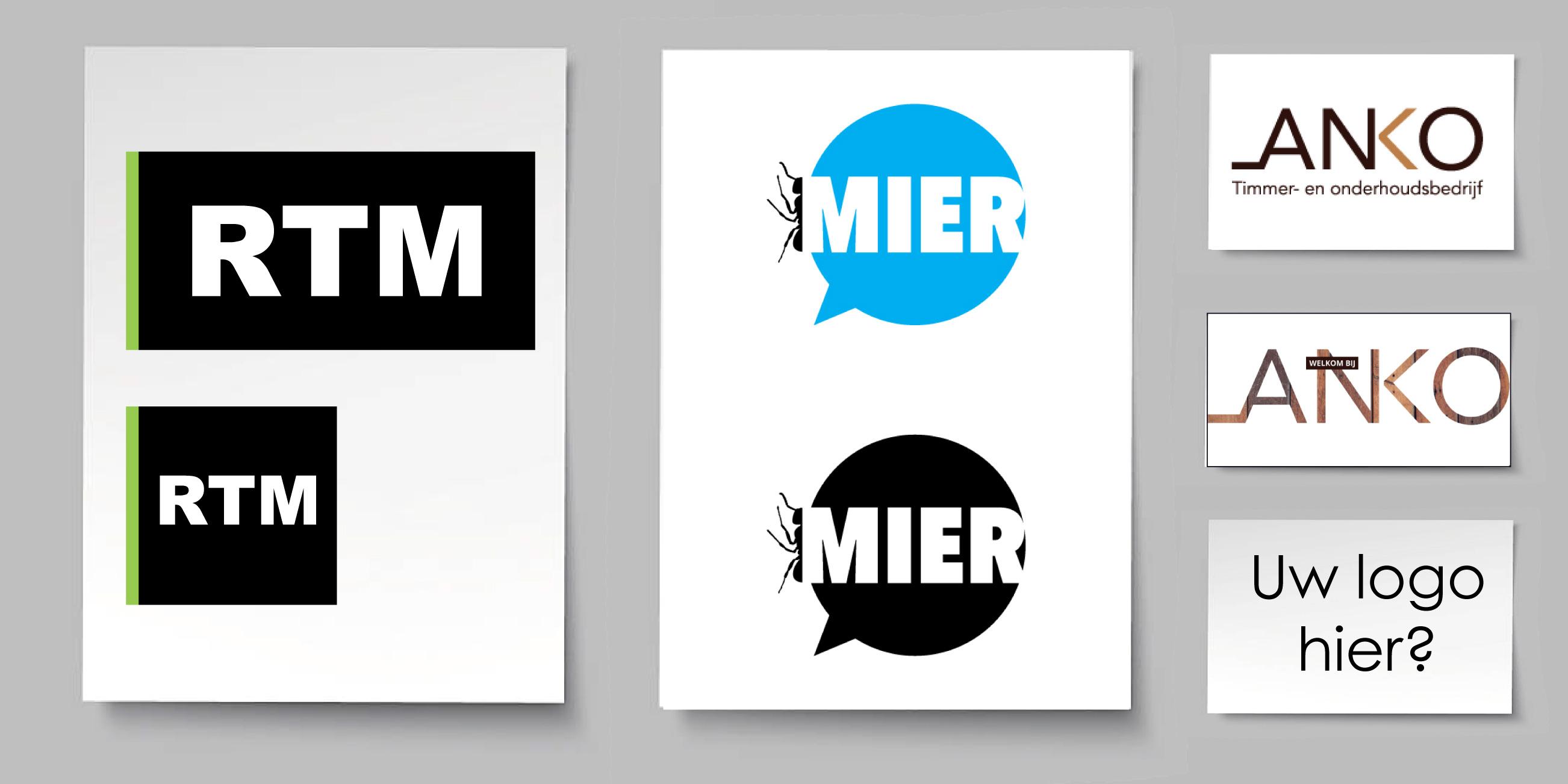 Huisstijl en logo laten ontwerpen Dordrecht | Studio Mier